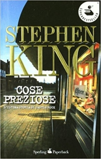 COSE PREZIOSE, Stephen King,  Sperling & Kupfer